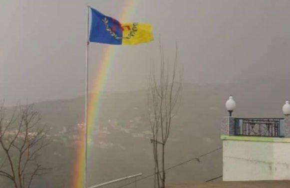 Le drapeau kabyle flottera pour toujours à Tizit