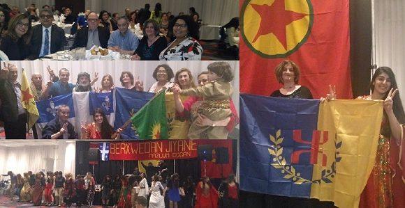 Fondation Kurde du Québec, célébration du Nouvel AnleNewroz
