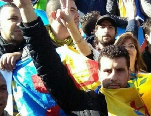 Lounes Hamzi, président de la coordination MAK-Anavad Ouest, est relâché