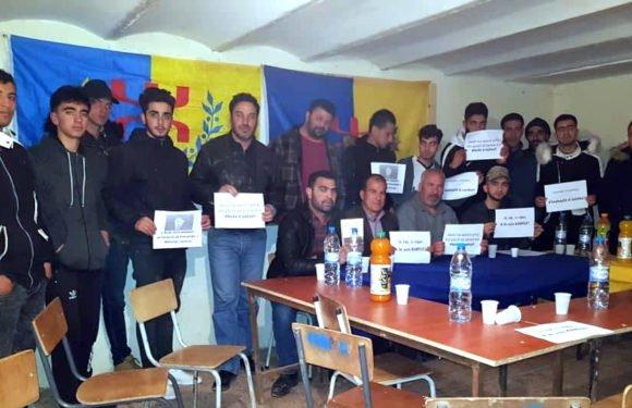 Restructuration de la coordination MAK d'At Yemmel (Timezrit)