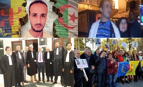 Le régime algérien libère Marzouk Touati après 2 ans de prison
