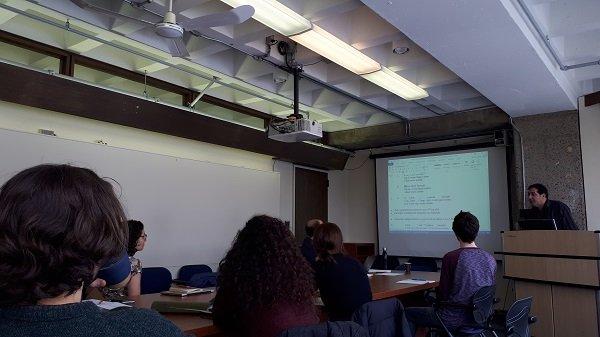 Atelier sur la linguistique des langues amazighes au Département de linguistique de l'UniversitéMcGill