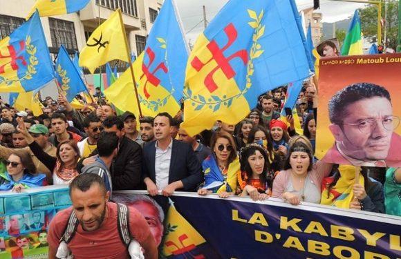 20 avril : les Kabyles ont répondu massivement à l'appel de la Liberté