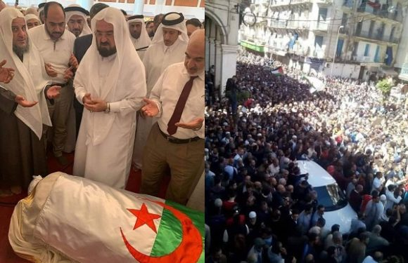 Abbassi Madani, l'ogre islamiste algérien a enfanté une armée de monstres