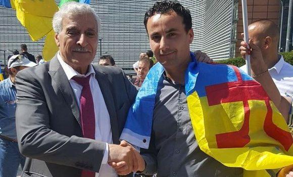 Le militant pacifique kabyle Aksel Bellabbaci est relâché par la mafia d'El Mouradia