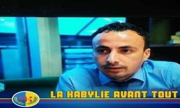 Séquestration du militant pacifique Aksel Bellabbaci par les autorités coloniales algeriennes
