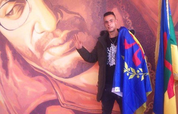 Le militant kabyle OumdaouedSamir est relâché par la gendarmerie du régime colonial algérien
