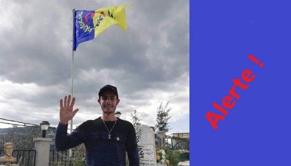 Arrestation arbitraire du militant pacifique Oumdaoued Samir par la gendarmerie algérienne à TiziGheniff