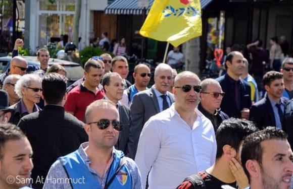 Promotion de la page Facebook de photographies du Mouvement pour l'Autodétermination de la Kabylie
