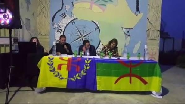 Arrestation des militants kabyles par gendarmerie algérienne au niveau du col de Chellata