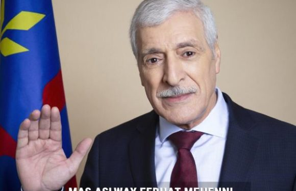 Photo officielle de mas Aselway Ferhat Mehenni