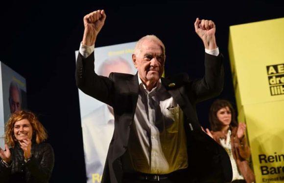 Mas aselway Ferhat Mehenni, félicite Ernest Maragall pour sa victoire électorale  à la mairie de Barcelone