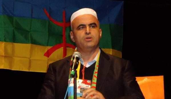 Dr Kameldine Fekhar succumbs to his detention.