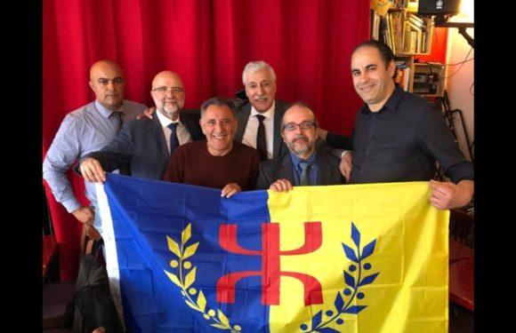 Kabylie,Catalogne et les îles Canaries en rencontre politique à Paris