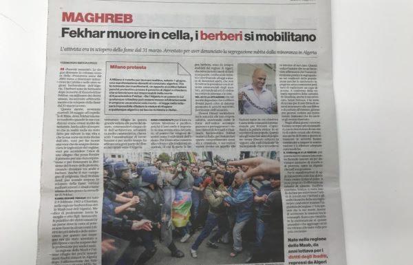 """Vermondo Brugnatelli écrit: """"Pouvoir assassin!"""" Lo slogan divenuto la colonna sonora della «Primavera nera» del 2001 torna."""