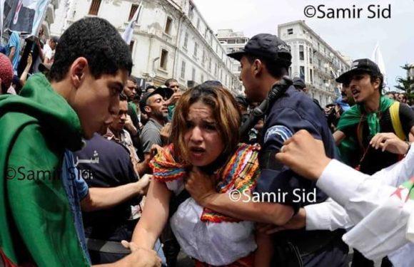 Après le drapeau kabyle et amazigh, la robe kabyle emblème de l'honneur et de la dignité ancestrale, menacée par le système algérien