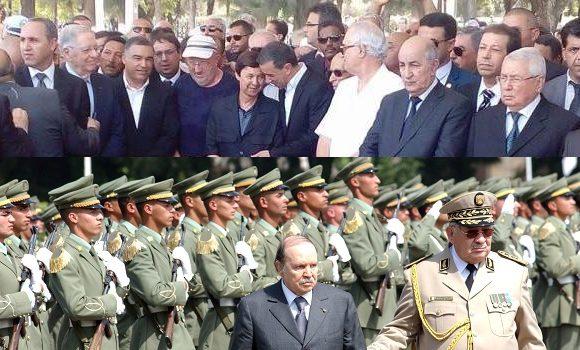 Qui juge qui en Algérie ?Une justice au service des règlements de comptes