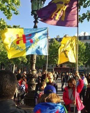 Kabyles, Chaouis et Mozabites déclarent l'union et tagmat