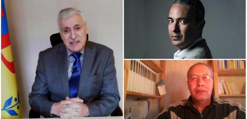 Tribune de Ferhat Mehenni : «Tir de barrages contre les Kabyles»