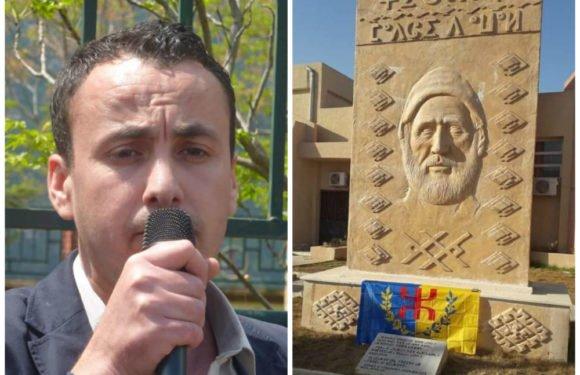 Alerte : Aksel Bellabbaci arrêté à l'aéroport par la police coloniale algérienne