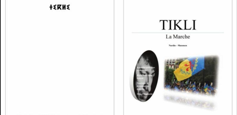 Des militants du MAK lancent le numéro pilote de la revue Tikli
