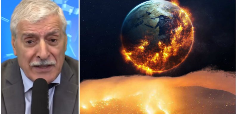Ferhat Mehenni : «Devoir d'ingérence écologique : une nécessité»