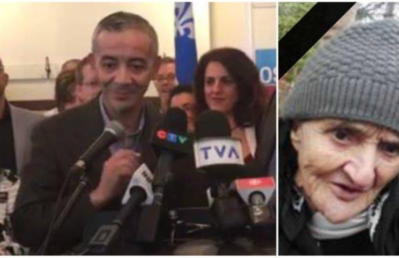 Message de condoléances du Conseil d'administration de Amitié Québec-Kabylie