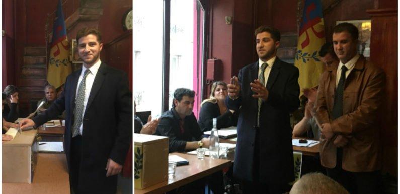 Nabil At Si Mḥand élu président de la Coordination MAK-France Centre