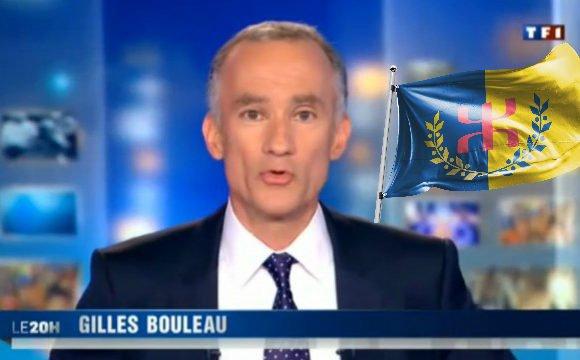 Historique : L'indépendance de la Kabylie abordée dans le JT de TF1 de ce 12 décembre
