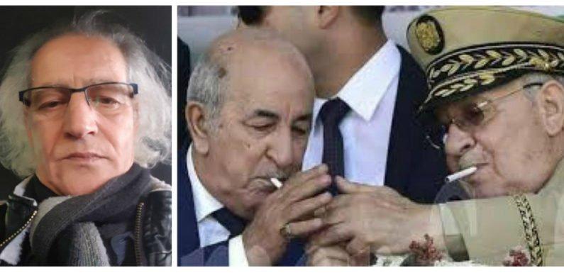 M. le Président de la république algérienne… Chronique d'un Kabyle non algérien, Dda Teyyev