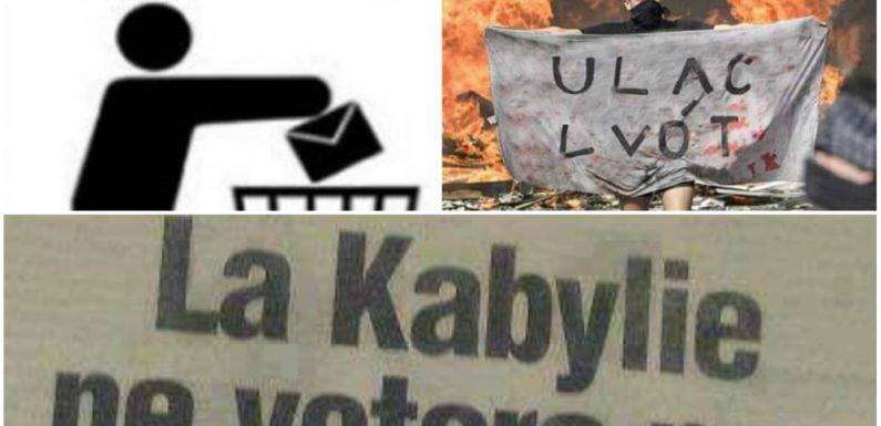 La Kabylie et son boycott des élections algériennes. Chronique de Dda Teyyev