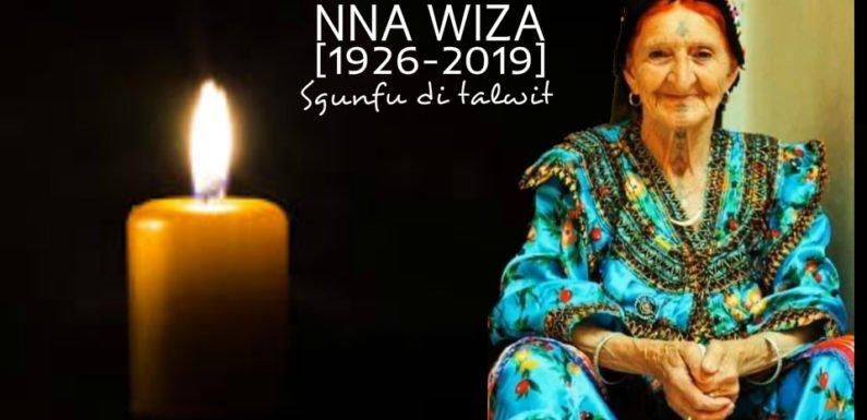 Cérémonies de recueillement à la mémoire de Nna Wiza