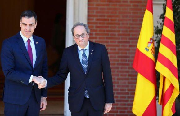 Indépendance de la Catalogne : Rencontre au sommet à Madrid entre les représentants catalans et espagnols