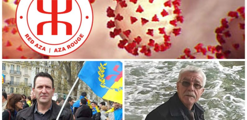 L'Aza-Rouge kabyle installe un Comité national dédié au Covid-19