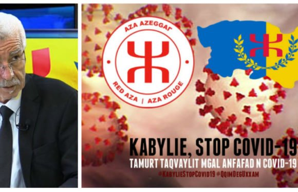 Le Comité national Kabylie Stop-Covid19 rend public son bilan (Communiqué)