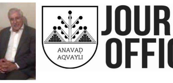 Paru au Journal Officiel de l'Anavad : Décret portant nomination du Président du nouveau Comité ad hoc Stop Covid-19 en Kabylie