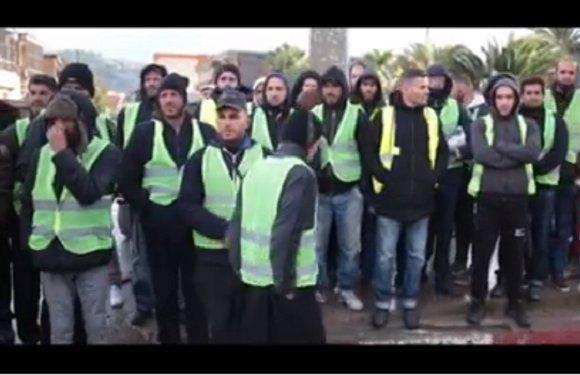LES 150 OUVRIERS DE L'ENTREPRISE IMMOB POSENT UN ULTIMATUM DE 15 JOURS À L'APC D'IWADIYEN
