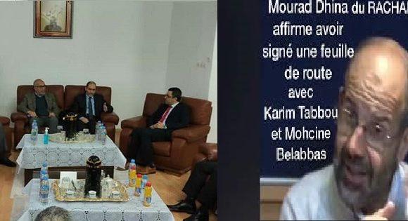 PARTIS DITS KABYLES, L'ALLIANCE IMMORALE AVEC LES ISLAMISTES SOUTENEURS DU TERRORISME ARABO-ISLAMISTE