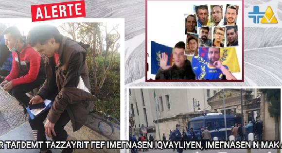 LḤERS UDAVU AMHERSAN ΓEF YIMEΓNASEN N TEQVAYLIT