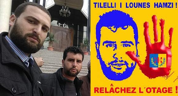 LOUNES HAMZI, LE BRAVE !