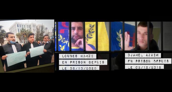 MESSAGE DE REMERCIEMENTS DU PRÉSIDENT DE L'ANAVAD À TOUS CEUX QUI ONT APPORTÉ LEUR SOUTIEN AUX PRISONNIERS POLITIQUES DU MAK