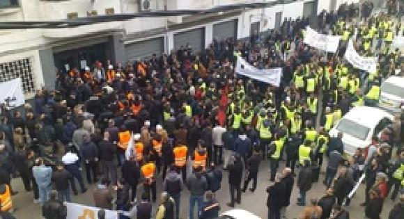 VGAYET AU RYTHME DES PROTESTATIONS ET DE FERMETURES DE ROUTES