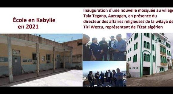 NOUVELLE STRATÉGIE DE L'ÉTAT ALGÉRIEN: METTRE LA KABYLIE SOUS LA COUPE DES ASSOCIATIONS ISLAMIQUES, Y COMPRIS LA JSK!