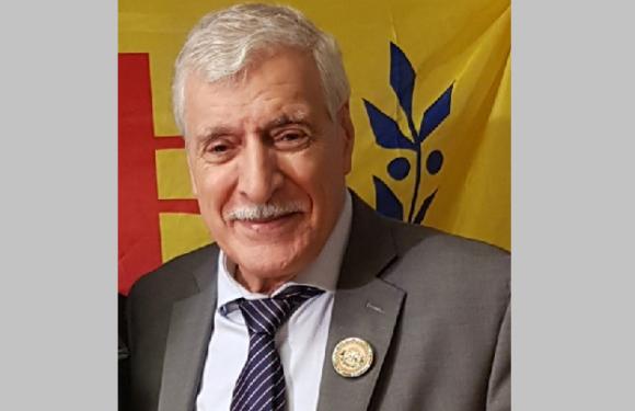 MESSAGE DE REMERCIEMENTS DU PRÉSIDENT DE L'ANAVAD  FERḤAT AT SƐID