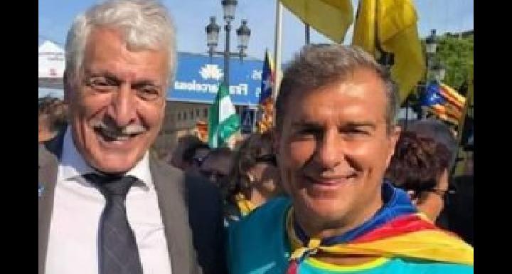 UN AMI DE LA KABYLIE À LA TÊTE DE FC BARCELONE