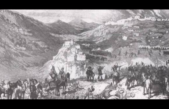LE 16 MARS 1871 : DATE DU DÉBUT DE LA PREMIÈRE INSURRECTION EN PAYS KABYLE CONTRE L'OCCUPANT FRANÇAIS