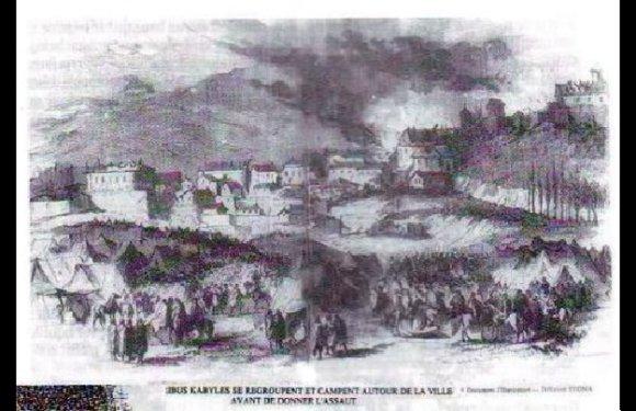 L'INSURRECTION D'AIT MOQRAN CONTRE LA FRANCE EN 1871 : LA KABYLIE PERD SON INDÉPENDANCE