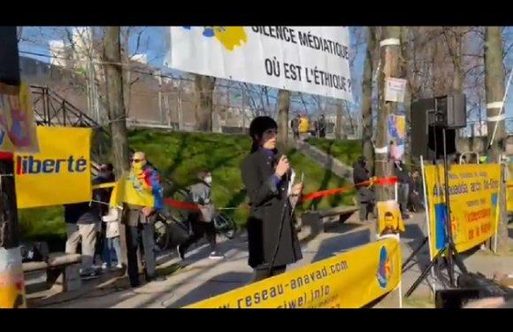 UFK – UNION DES FEMMES KABYLES: HOMMAGE À KATIA BENGANA