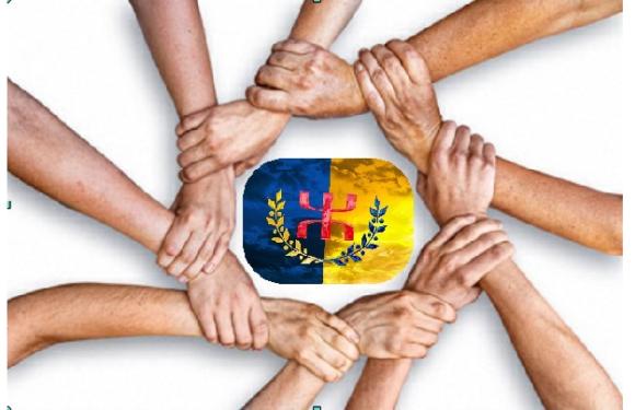 C'EST TELLEMENT BEAU LA FRATERNITÉ, C'EST TELLEMENT GÉNIAL L'UNION, COMME LE RAPPELLE SI BIEN LE PROVERBE «L'UNION FAIT LA FORCE»