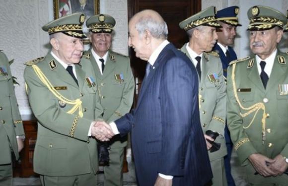 COMMUNIQUÉ DE L'URK : LA RÉPUBLIQUE KABYLE SEUL REMPART CONTRE LE TERRORISME ALGÉRIEN